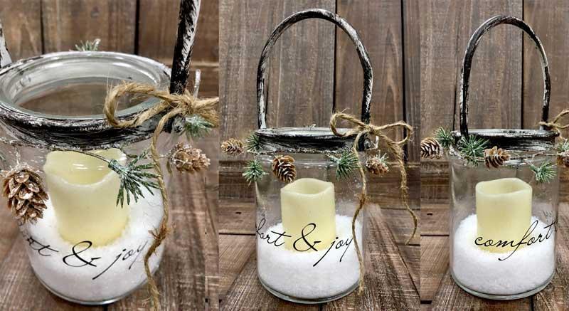 Wild Wednesday: Comfort & Joy Mini Lantern @ Hazel Dell Location | Vancouver | Washington | United States