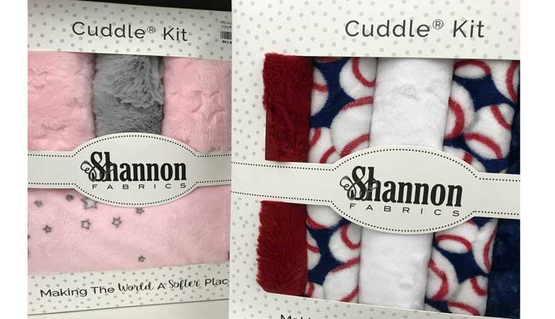 Cuddle Blanket Demo
