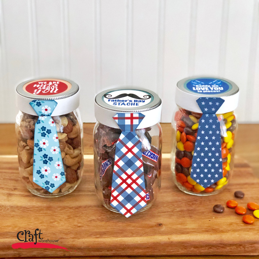 Make This Father S Day Mason Jar Craft Warehouse