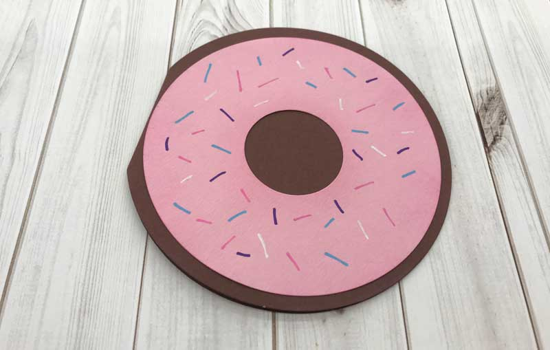 Donut Card Make & Take