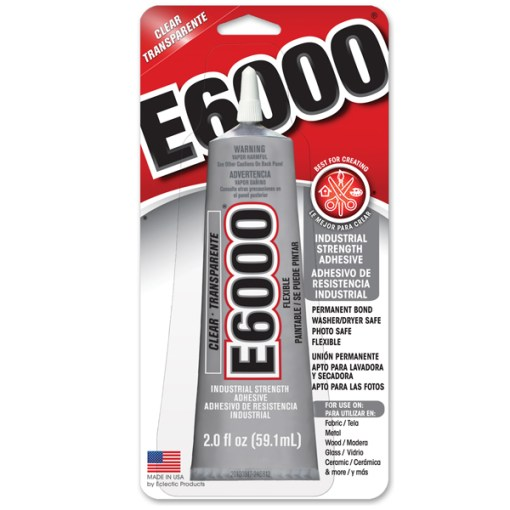 E6000 Craft Glue available in many sizes at Craft Warehouse