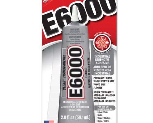 E6000 Crafter's Glue