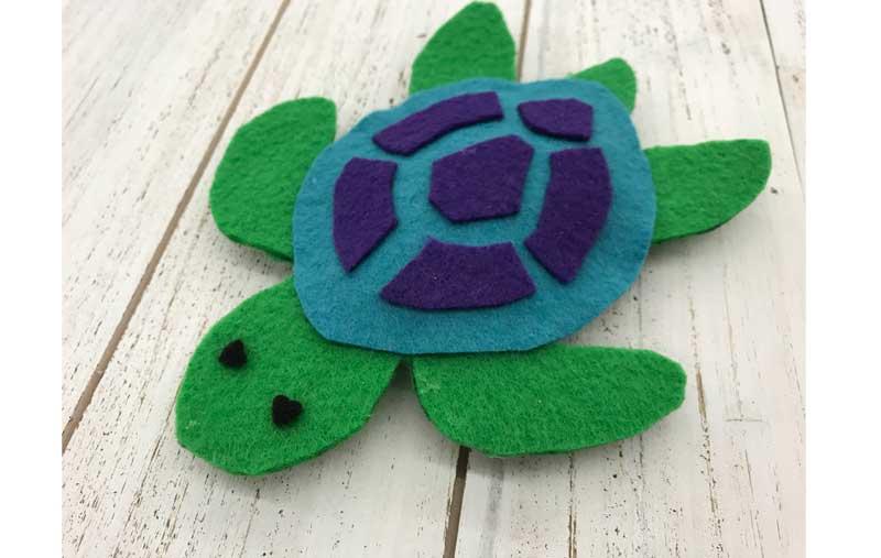 Felt Sea Turtle Workshop @ Vancouver Location | Vancouver | Washington | United States