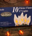 10ct. Flicker Flame Lights