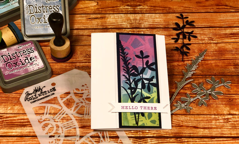 Wildflower and Stencil Card @ All Locations | Vancouver | Washington | United States