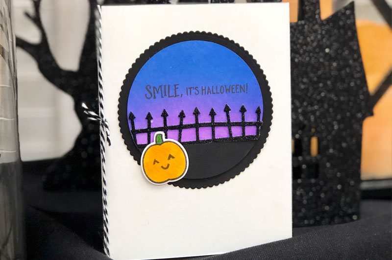 Midnight Pumpkin Card Make & Take @ All Locations   Vancouver   Washington   United States