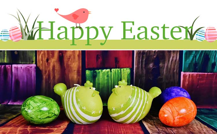 Happy Easter - Closed @ All Locations