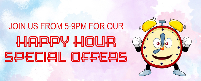 Happy Hour Specials - Vancouver @ Vancouver Location | Vancouver | Washington | United States
