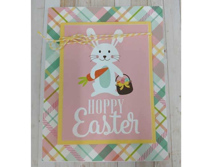 """Hello Easter"" Card @ Vancouver Location 