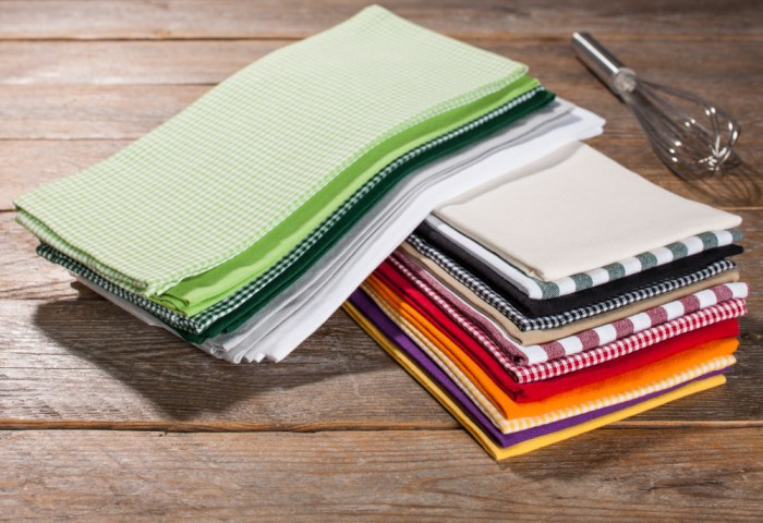 Fun Projects with Kitchen Towels at Craft Warehouse