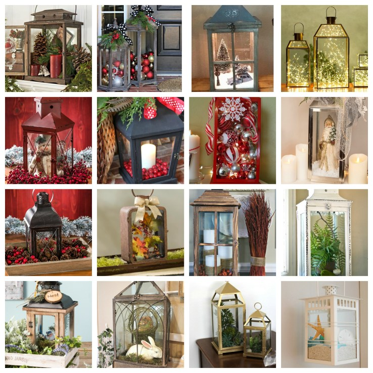 25 Uses for Lanterns year Round