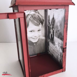 Get all you need to make a Lantern Photo Display at Craft Warehouse