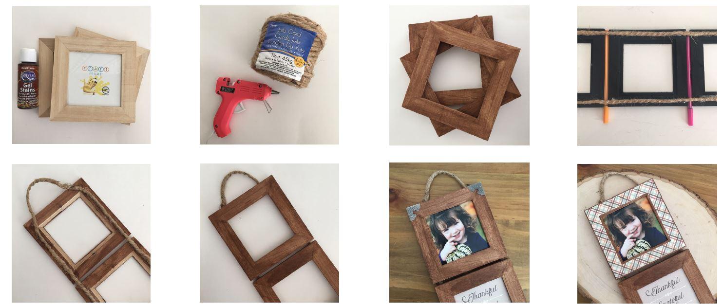84ce294b1de make this trio frames wall hanging craft warehouse .