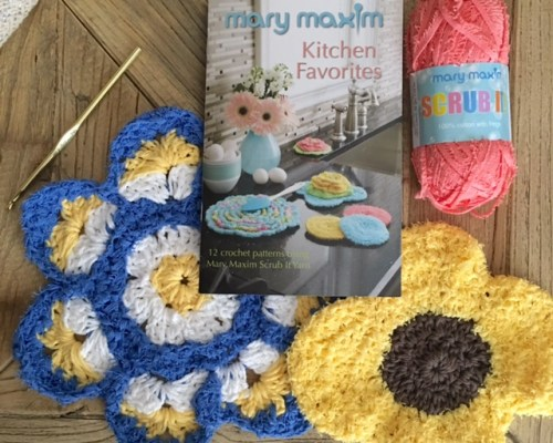 mary maxim kitchen favorites scrubit sugar n cream