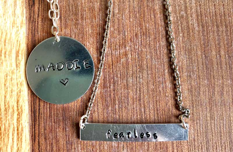 Metal Stamping: Necklace @ All Locations | Meridian | Idaho | United States