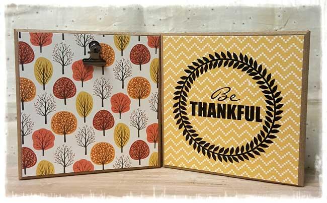 Be Thankful Photo Plaque @ Meridian Location | Meridian | Idaho | United States