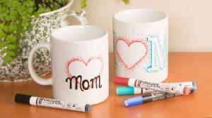 Custom Mug Make and Take