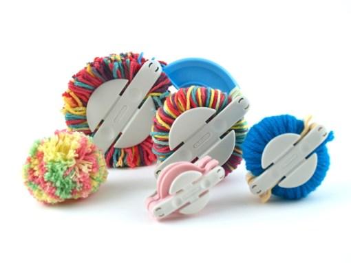 Pom Pom Makers by Clover