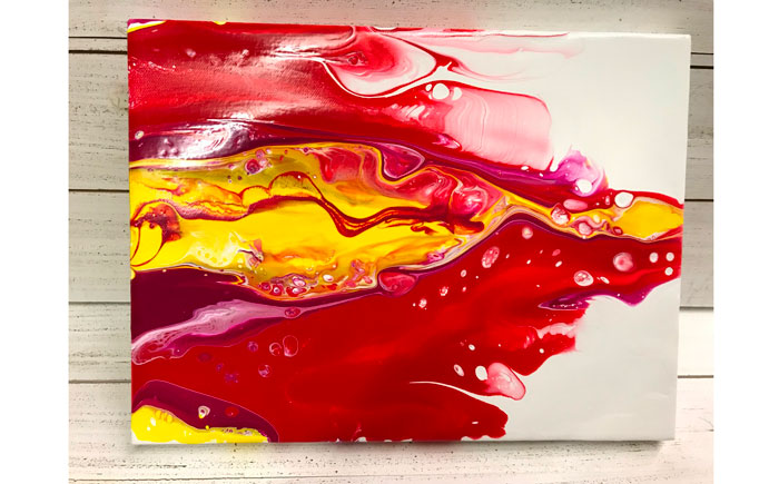 Happy Hour: Paint Pouring @ Vancouver Location | Vancouver | Washington | United States