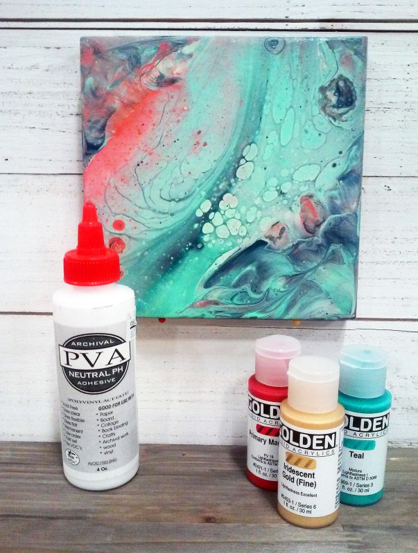 The Pour Painting Trend