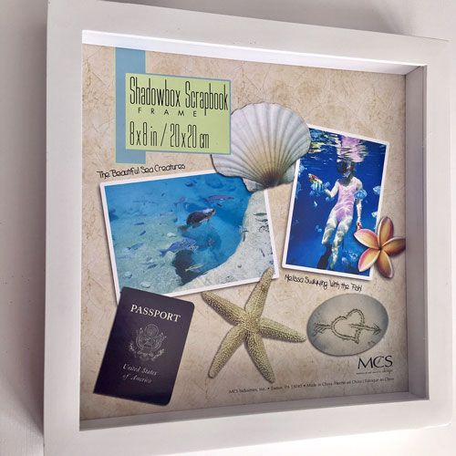 Shadow Box Frame 8x8