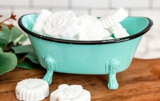 Make Shower Steamers for a Great Handmade Gift