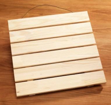 slat board