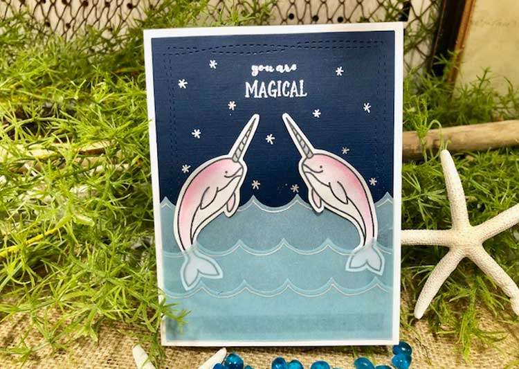 """SO Magical"" Card @ Hazel Dell Location 