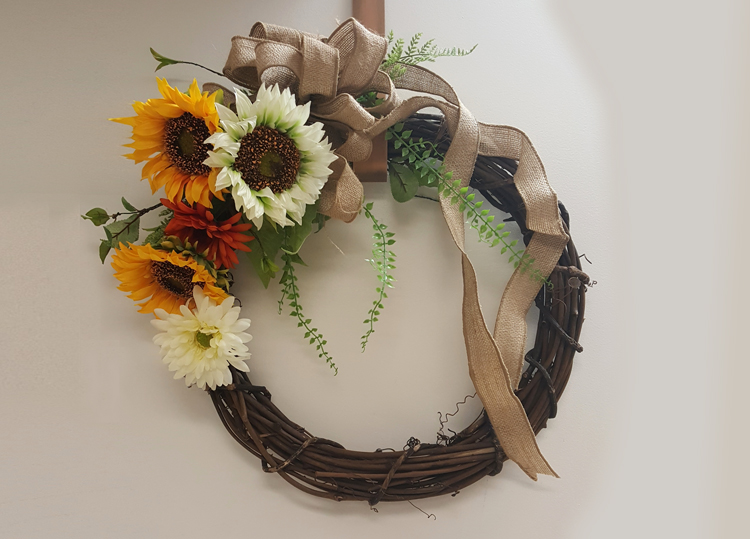 Spring Wreath @ Meridian Location | Meridian | Idaho | United States