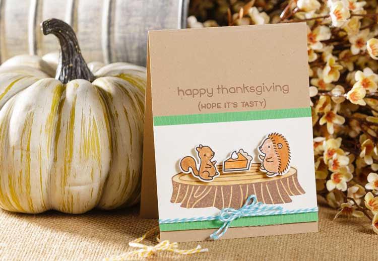 Fall Feast Card