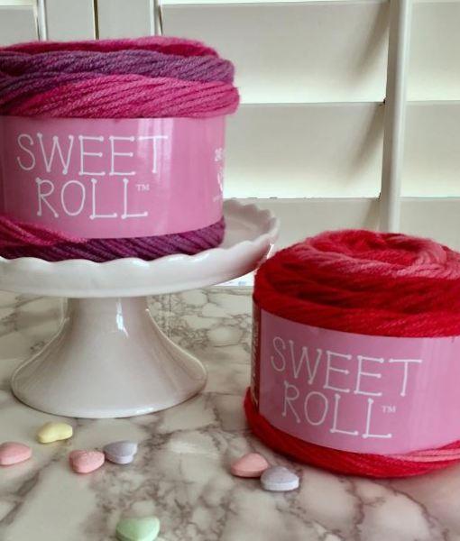 Sweet Roll Yarns at Craft Warehouse