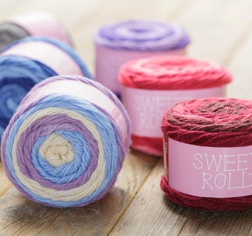 Sweet Roll Yarn by Premier Yarns