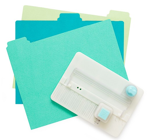 Tab Punch Board from We R Memory Keepers