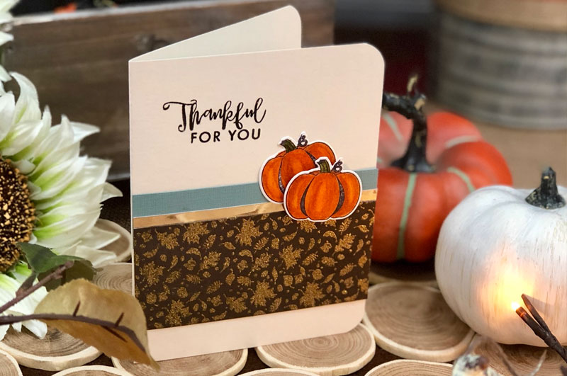 Thankful Autumn Card @ All Locations | Gresham | Oregon | United States