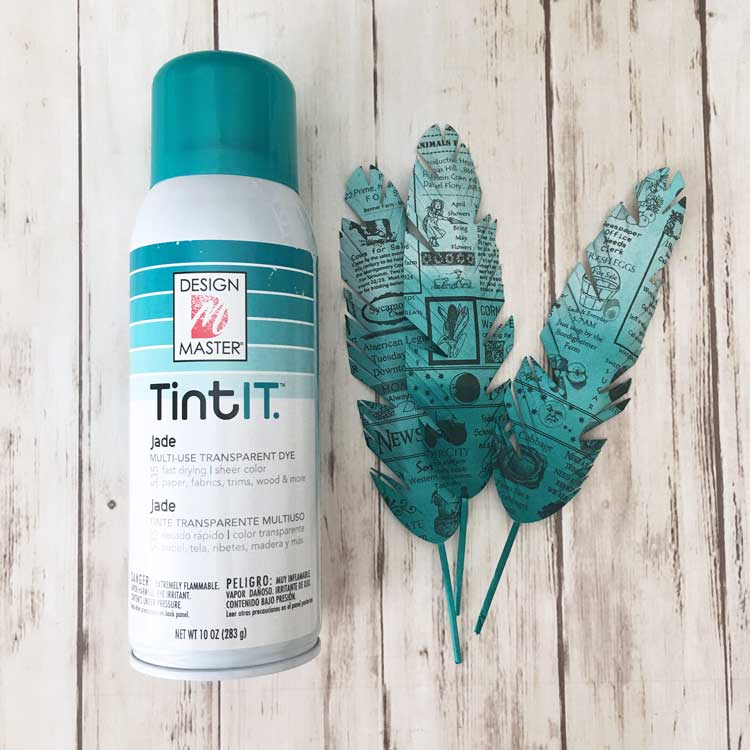 10 Ways to Use TintIT Spray from Craft Warehouse
