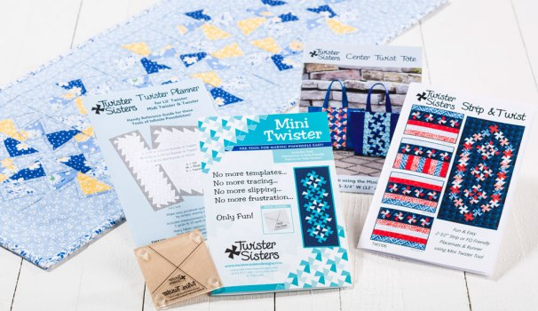 Twister Tool Patterns and Booklets