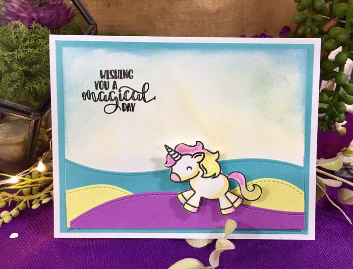 Unicorn Card @ Hazel Dell Location | Vancouver | Washington | United States