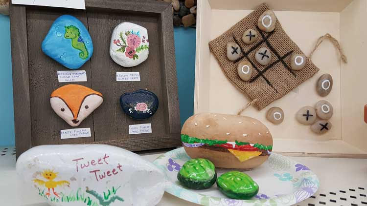 Rock Painting with Kristen @ Vancouver Location | Vancouver | Washington | United States