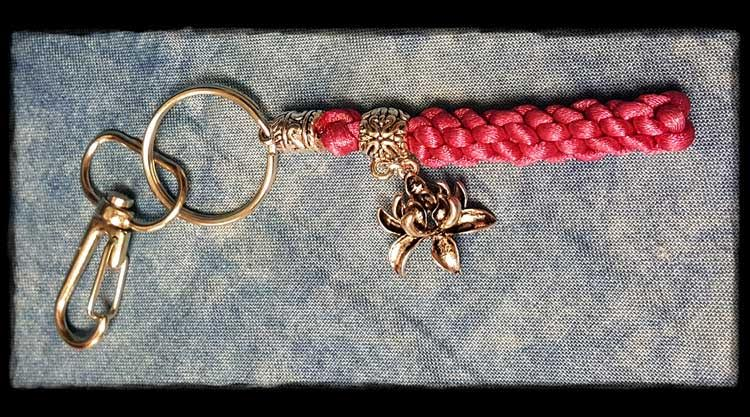 Knotted Bauble Key Ring/Clasp @ Meridian Location  | Meridian | Idaho | United States