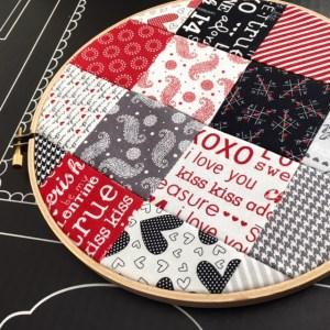 moda first crush fabric