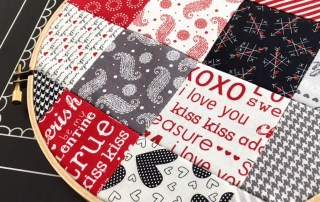 moda first crush fabric