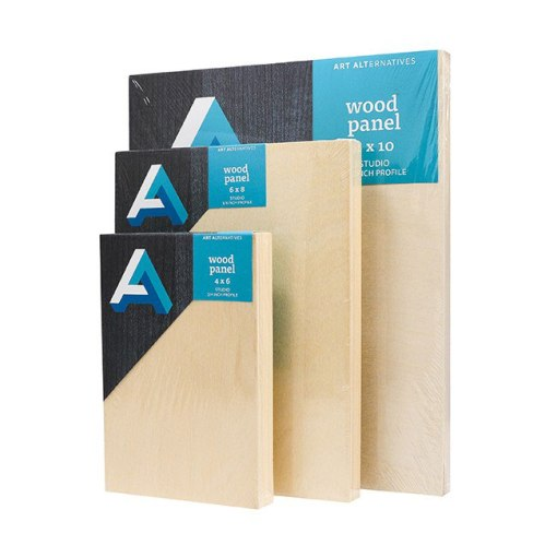 Art Alternatives Wood Panels at Craft Warehouse