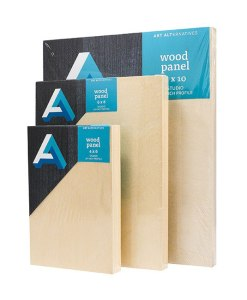 Art Alternatives Wood Panels at Craft Warehouse