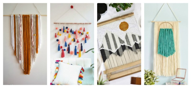 The Trend of Yarn Wall Hangings
