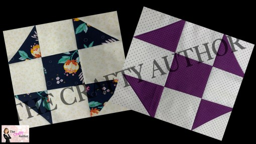 QUILT BLOCK OF THE MONTH-M FEBRUARY