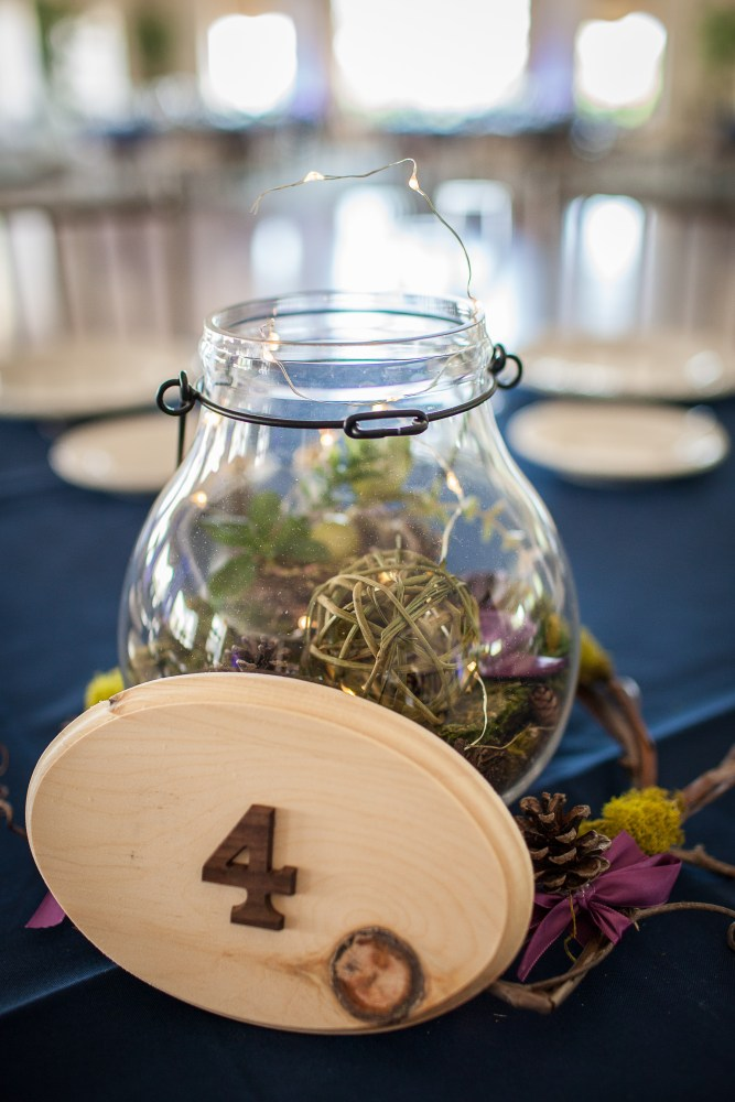 Wedding Details: Firefly Forest Centerpieces (1/6)