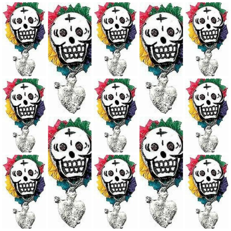 skully-pin