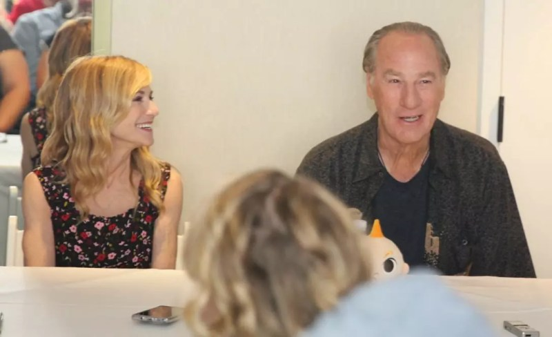 Holly Hunter & Craig T. Nelson chat about Incredibles 2.
