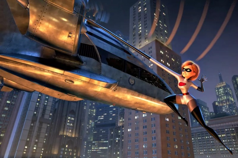 Incredibles 2 interview with Holly Hunter