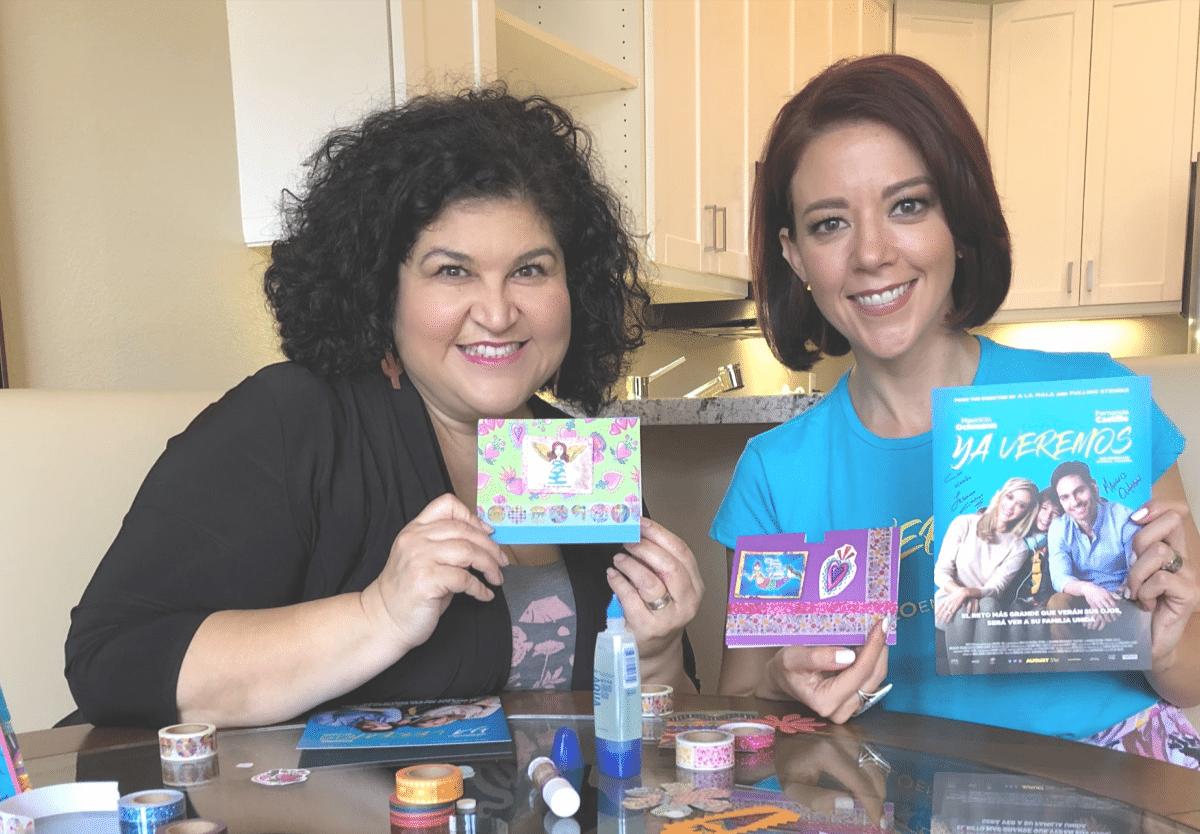 Fernanda Castillo and Crafty Chica
